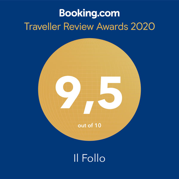 Booking Il Follo