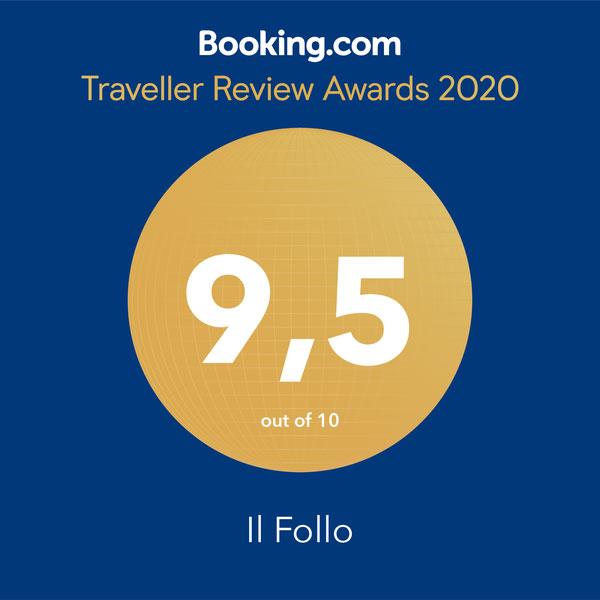 Booking Il Follo
