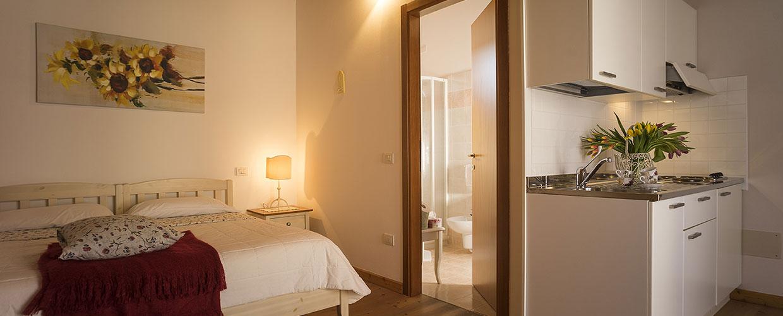 Room twin sized Il Follo